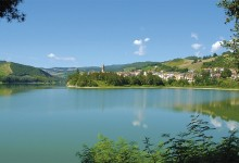 Olio Agape: Il Lago di Sassocorvaro